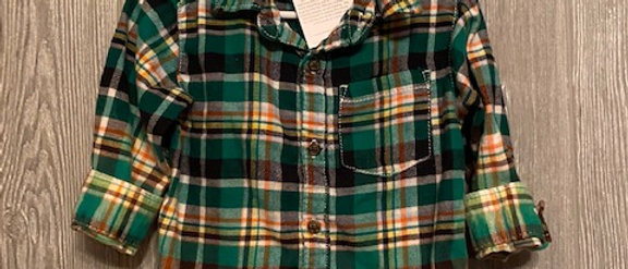 Toddler Flannel 2T