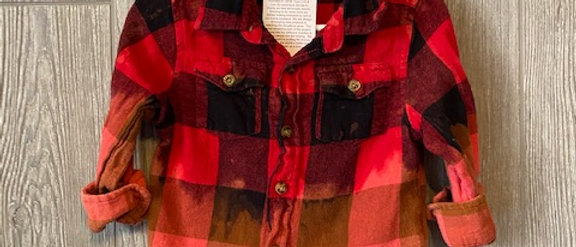 Infant Flannel  24 months