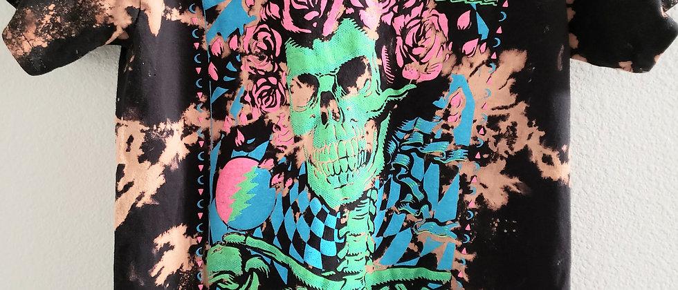 Grateful Dead Acid Splashed Tee Shirt