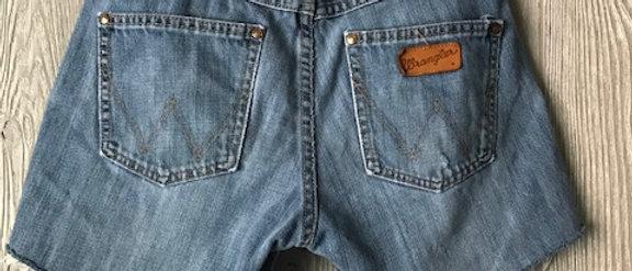 Vintage Wrangler Cut Off Shorts Size 29