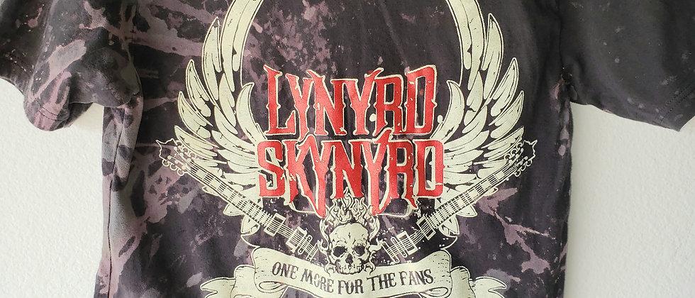 Lynyrd Skynyrd Acid Splashed Tee Shirt