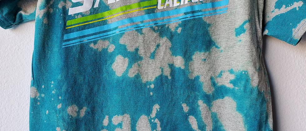 Vintage Tie Dye SAN DIEGO-Shirt-Medium
