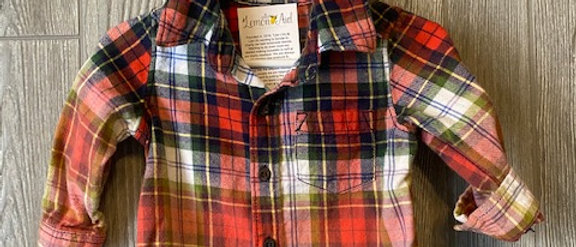 Infant Flannel 12 months