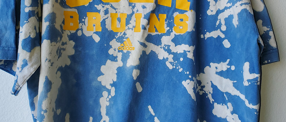 Vintage Tie Dye UCLA BRUINS Shirt- 2XL