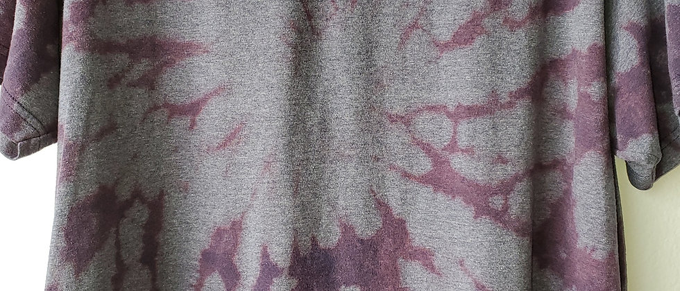 Vintage Tie Dye CAROLINA TARHEELS Shirt-XL