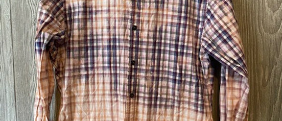 Adult Lightweight Plaid Small