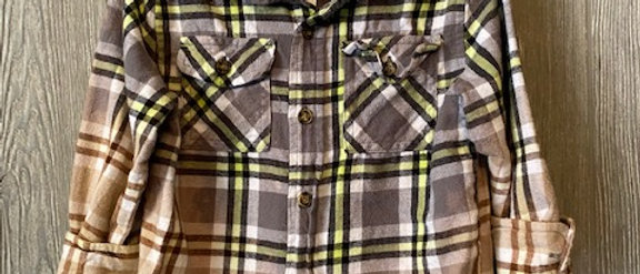 Toddler Flannel 4T