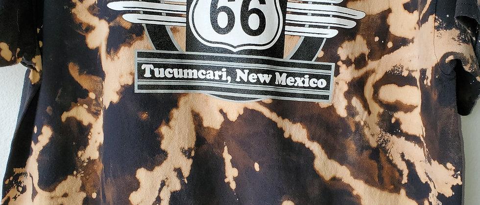 Vintage Tie Dye RT 66 NEW MEXICO Shirt-XL