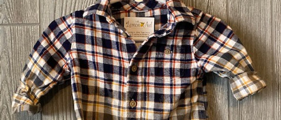 Infant Flannel 6 months