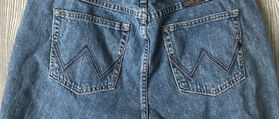Vintage Wrangler Cut Off Shorts Size 17/18