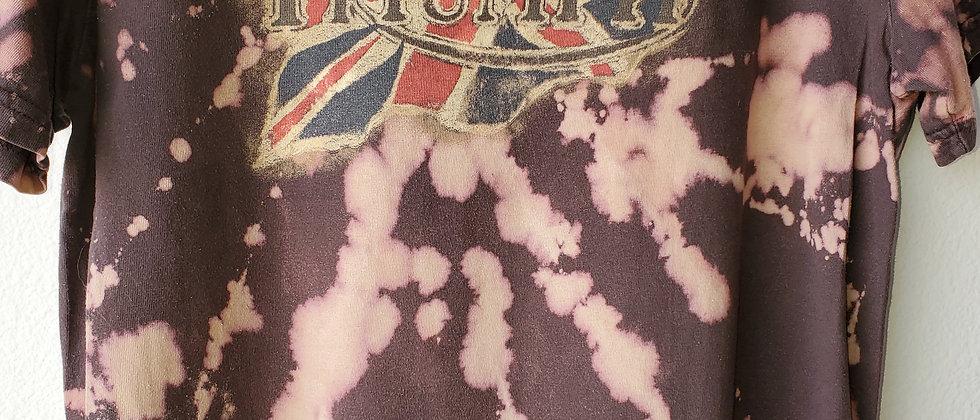Vintage Tie Dye TRIUMPH MOTORCYCLES  Shirt-Medium