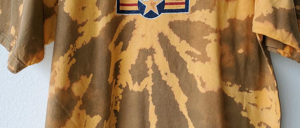 Vintage Tie Dye USA Shirt-2XL