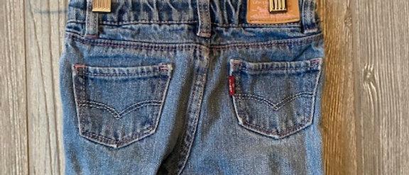 Vintage Kids Levis Cut Off Shorts Size 18 months