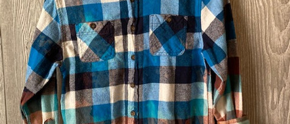 Youth Flannel Size 10