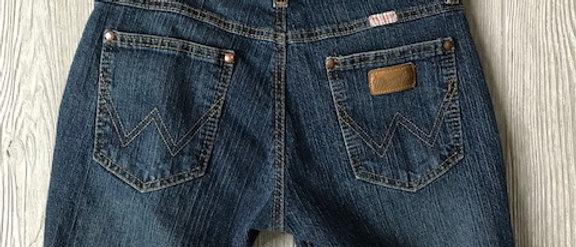 Vintage Wrangler Cut Off Shorts Size 3/4