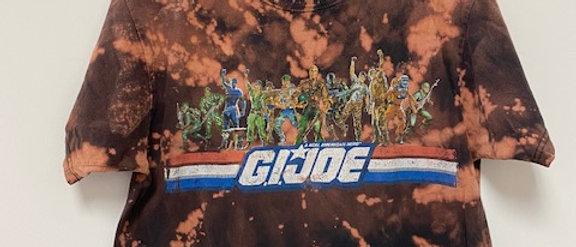 Vintage Tie Dye GIJoe-Medium