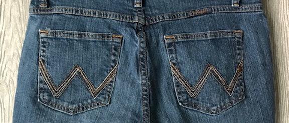 Vintage Wrangler Cut Off Shorts Size 11/12