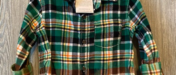 Toddler Flannel 3T