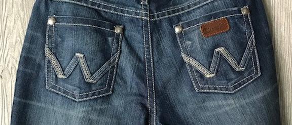 Vintage Wrangler Cut Off Shorts Size 5/6