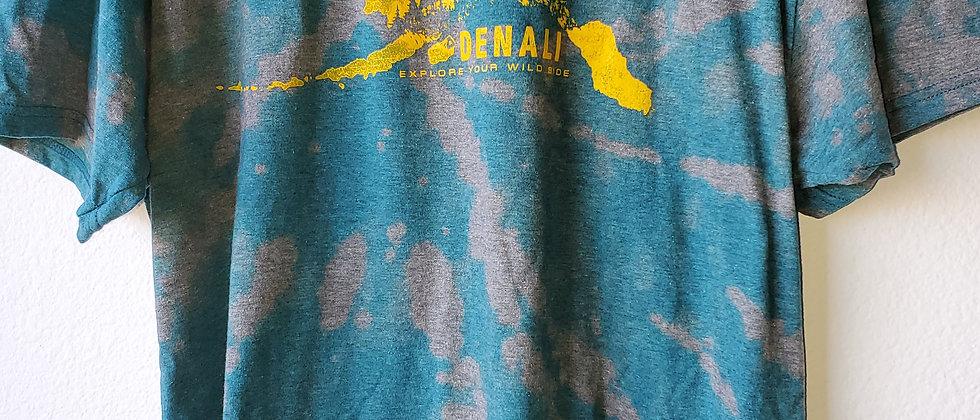 Vintage Tie Dye DENALI Shirt-2XL