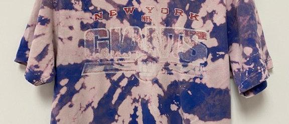 Vintage Tie Dye New York Giants Shirt-Medium