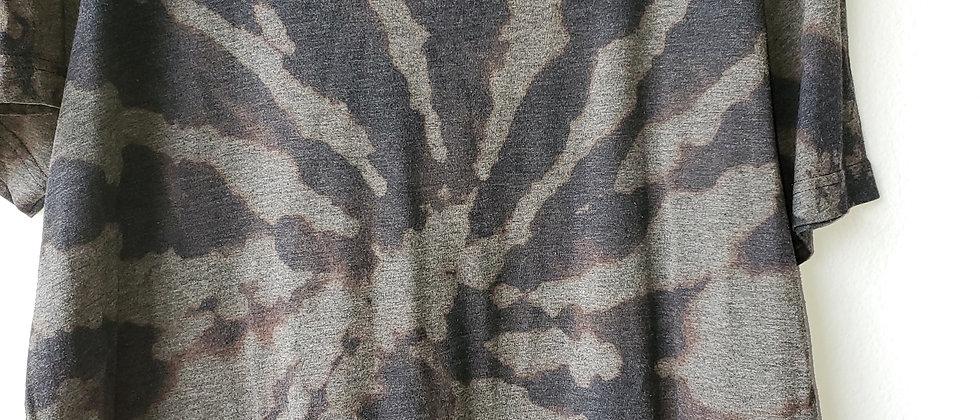 Vintage Tie Dye PARISH TACO Shirt-XL