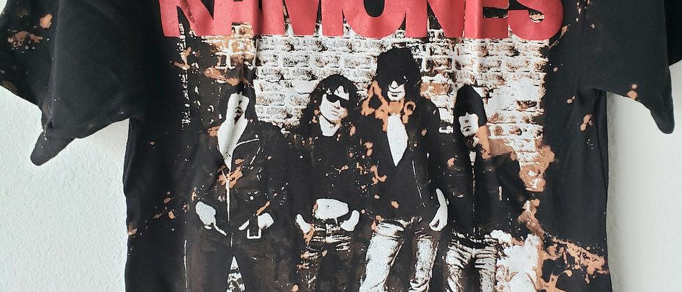 Ramones Acid Splashed Tee Shirt