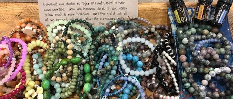Mystery Bundle of 10 Diffuser Bracelets