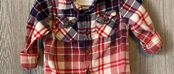 Infant Flannel 18 months