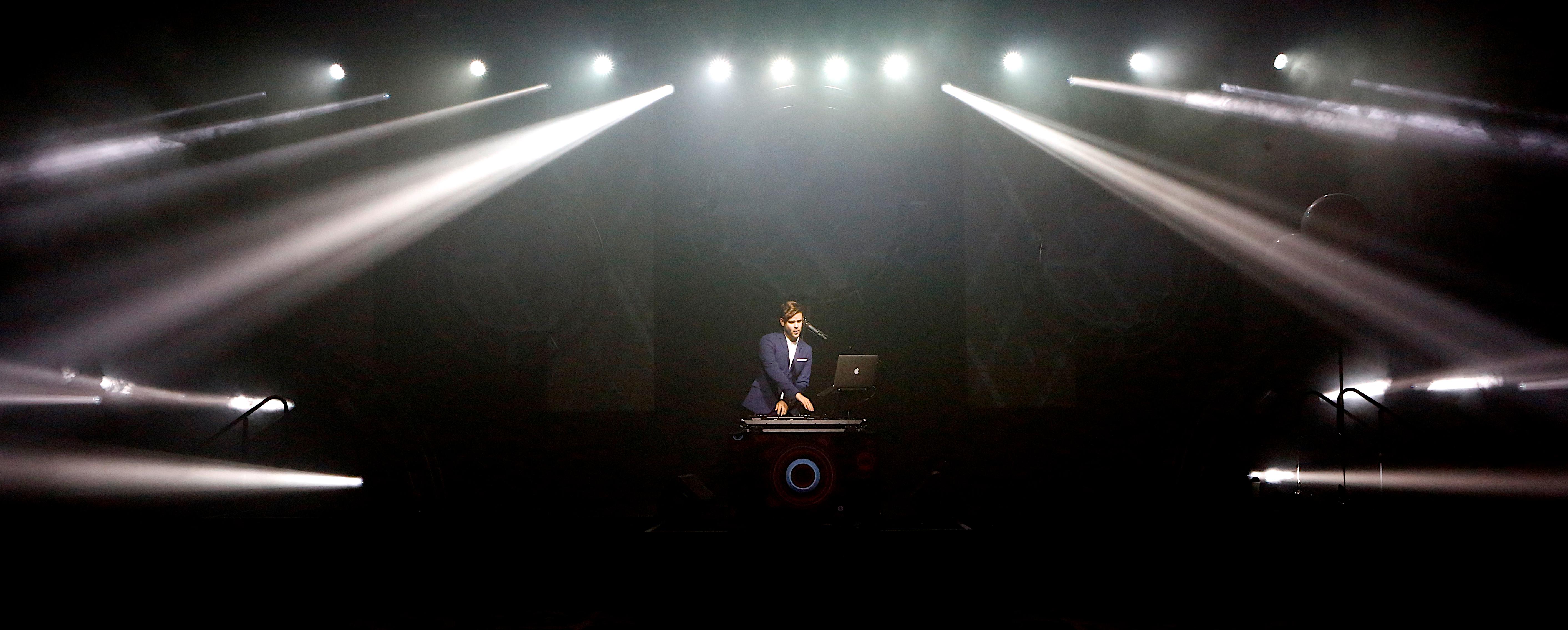 DJ Sean Patrick - TPE 2015