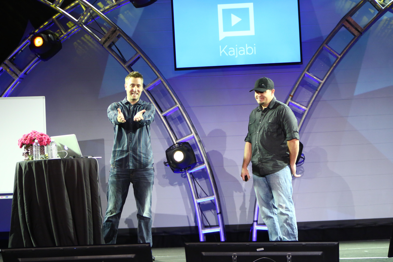 Kenny & Travis - Kajabi