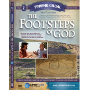"""Finding Gilgal: The Footsteps Of God"" DVD"