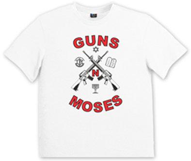 Guns N Moses Shirt