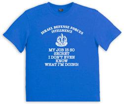 Army Intelligence T shirt