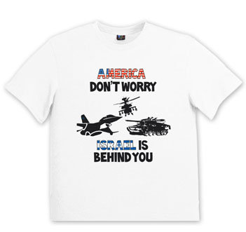 America Don't Worry Shirt