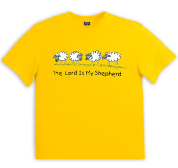 Childrens shirt : The Lord is my Shepherd