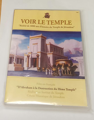 """Voir Le Temple"" - French DVD"