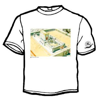 Birds Eye Temple View Shirt