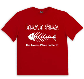 Dead Sea T shirt