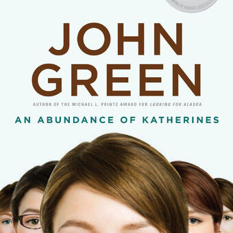 An Abundance of Katherines - Online Book Club