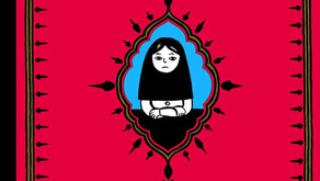 Persepolis: The Story of a Childhood - Online Book Club