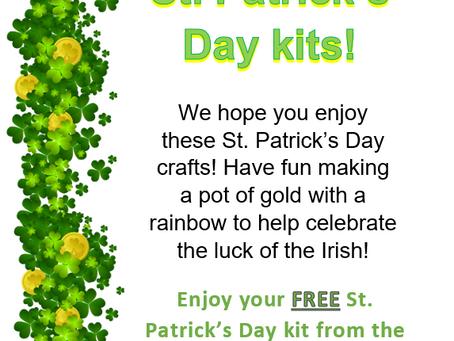 St. Patrick's Day Kits
