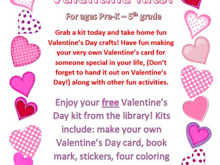 Valentine's Day Kits