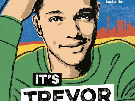 It's Trevor Noah: Born a Crime - Online Book Club