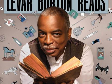 LeVar Burton Writing Contest