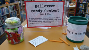 Halloween Candy Contests