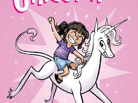 Phoebe and Her Unicorn - Online Book Club