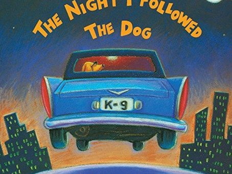 The Night I Followed the Dog - Storytime Online