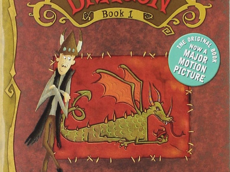 How to Train Your Dragon - Online Book Club