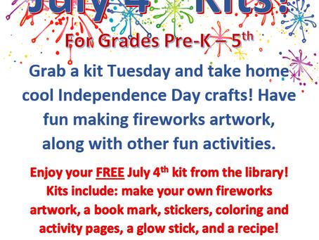 4th of July Kits